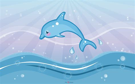 Animated Dolphin Wallpaper Free - free animated dolphin screensavers wallpaper wallpapersafari