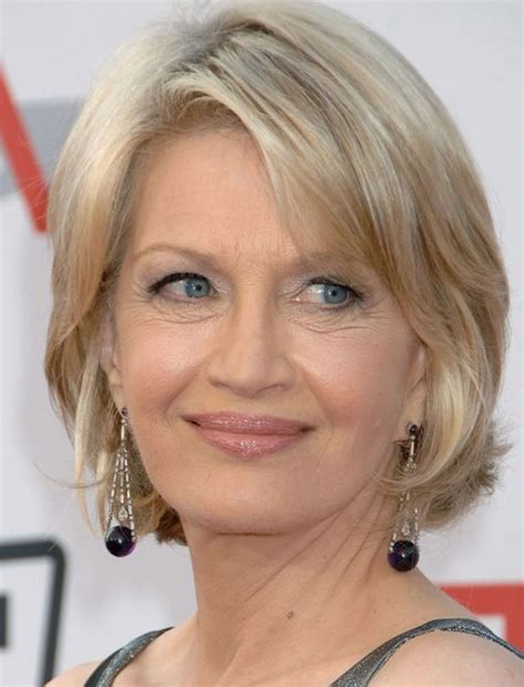Bob Hairstyles for Older Women Over 40 to 60 Years 2017