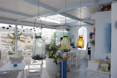 Gallery Galini Cafe Santorini   Cafe lounge bar in Santorini, Firostefani   coffee, breakfast