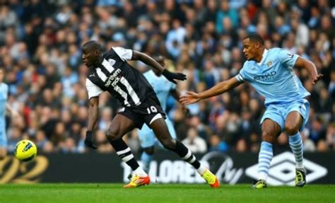 Soccer – Barclays Premier League – Manchester City v ...
