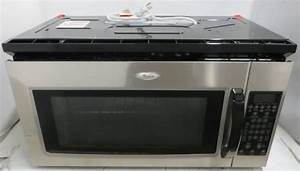 Whirlpool Microwave - Over Range  Mh2175xss  Stainless Steel  Sn 980an