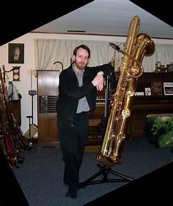 Jay C. Easton: The Contrabass Saxophone