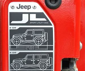 Official Dimensions  Length  Width  Wheelbase  Track  Water Fording  Of Jeep Wrangler Jl And Jlu