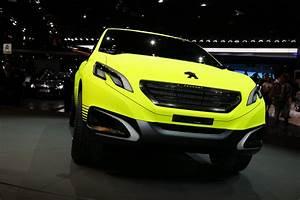 Future 2008 Peugeot : peugeot 2008 concept mais um rival para o nissan juke ~ Dallasstarsshop.com Idées de Décoration