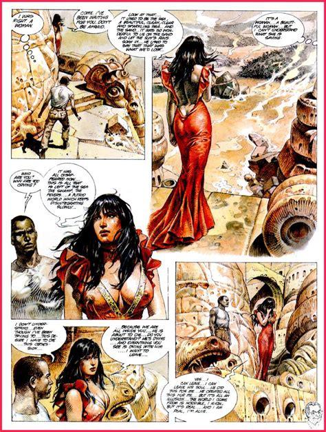 Druuna 3 Read Druuna Issue 3 Page 11