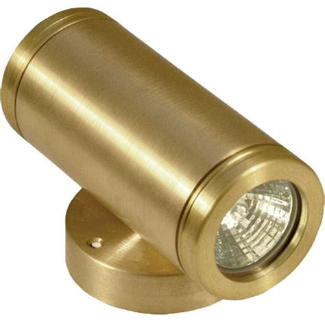 12v surface mounted up down wall light lv65 by dabmar