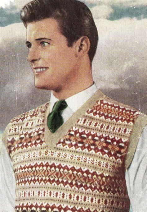 roger moore model roger moore models vintage fair isle pullover knitting