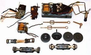 Lionel Locomotive Parts