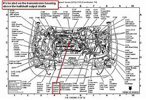 2001 Ford Escort Engine Diagram