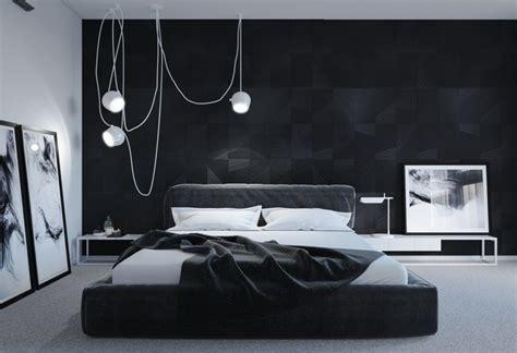 Chambre Moderne Noir Et Blanc Noir Et Blanc 40 Chambres 224 Coucher Qui Font R 234 Ver