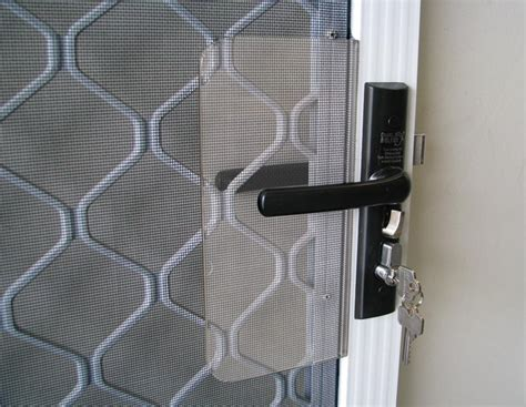 screen door guard security doors toowoomba toowoomba locksmithstoowoomba