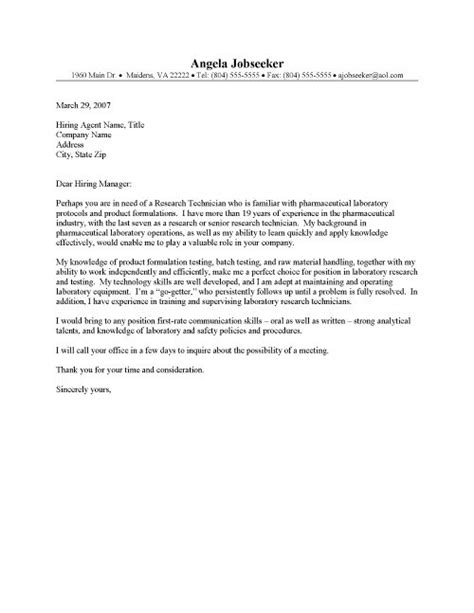 cover letter for pharmacy technician project scope template