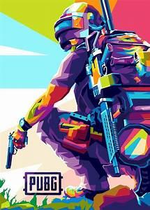 U0026, 39, Pubg, Mobile, Gaming, U0026, 39, Poster, By, Wpap, Me
