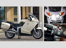 Review BMW K1200GT The New York Times