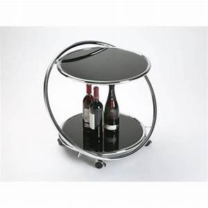 Petite Table En Verre : une petite table basse mobile et sur roulettes achat vente table basse munich table ~ Teatrodelosmanantiales.com Idées de Décoration
