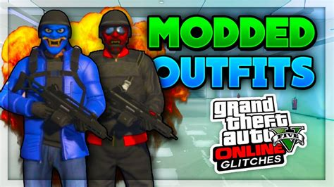 Gta 5 Online Must Have Best 2 Modded Try Hard Outfit Tutorials After Patch 137 Ps4xbox