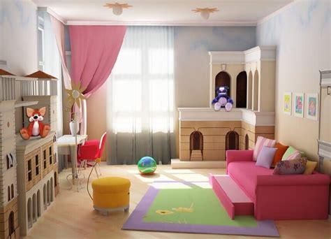 Дизайн интерьера детской комнаты 2018 в Киеве фото