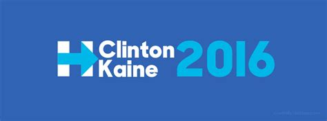 Hillary Clinton Cover by Hillary Clinton Kaine 2016 Free Facebook Covers