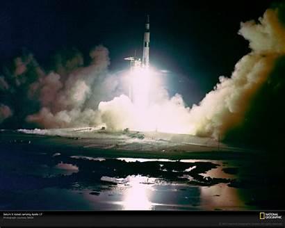 Saturn Rocket Launch Apollo Wallpapers Launcher Wallpapersafari