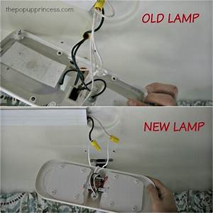 Pop Up Camper Mods  Switching To Led Lighting