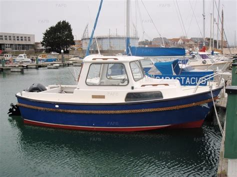 Fishing Boats For Sale Weymouth by Hardy 20 Fisher Weymouth Fafb