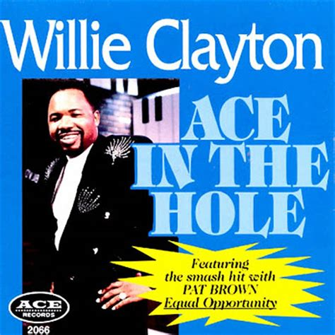 black treasure willie clayton ace in the 1996
