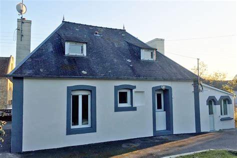 ravalement facade maison ravalement gris fonc recherche faade fraichement ravale