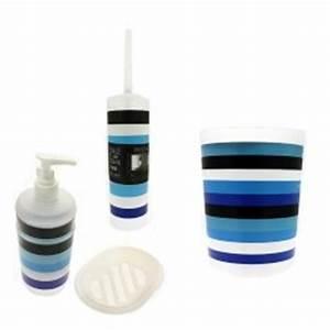 accessoires salle de bains With porte d entrée pvc avec poubelle salle de bain bambou avec couvercle