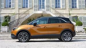 Avis Opel Crossland X : essai opel crossland x 2017 le crossover challenger ~ Medecine-chirurgie-esthetiques.com Avis de Voitures