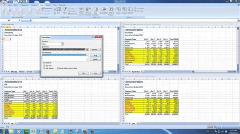 merge excel files into one 2007 merge