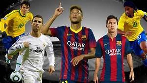 Cristiano Ronaldo vs Messi vs Neymar vs Ronaldinho vs Kaka ...