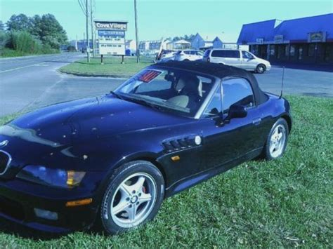 Purchase Used 1997 Bmw Z3 Roadster Convertible 2-door 2.8l