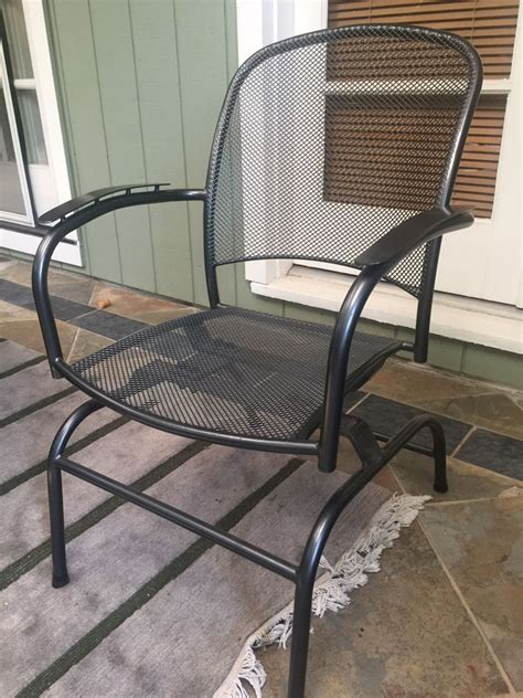 kettler carlo rocker chair defective and dangerous