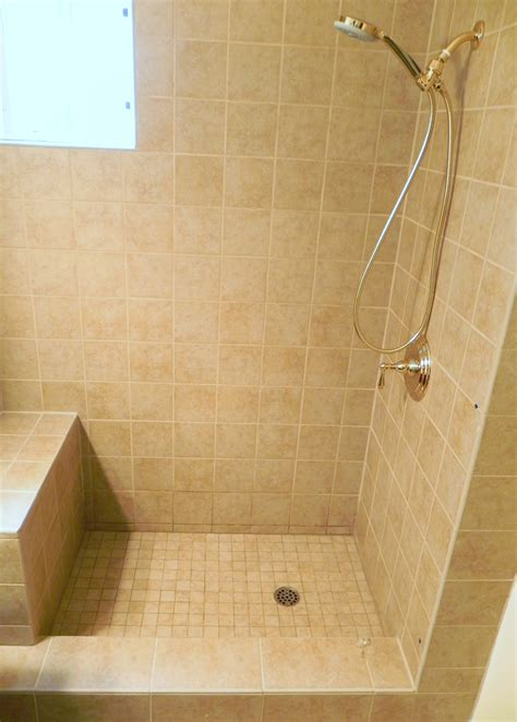 bathroom shower stall designs tiled shower stalls pictures with prefabricated