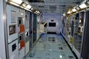 NASA Space Station Inside