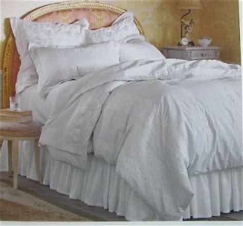 simply shabby chic heirloom comforter set white simply shabby chic full queen size white comforter set ruffle heirloom