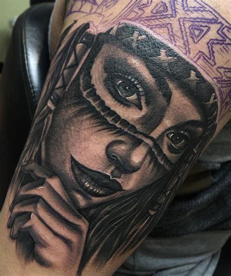 Black and Grey Tattoos by Tattoo Artist Oscar Morales