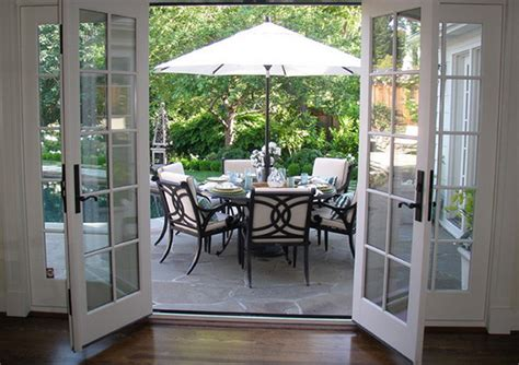 gorgeous french doors ideas  open   space