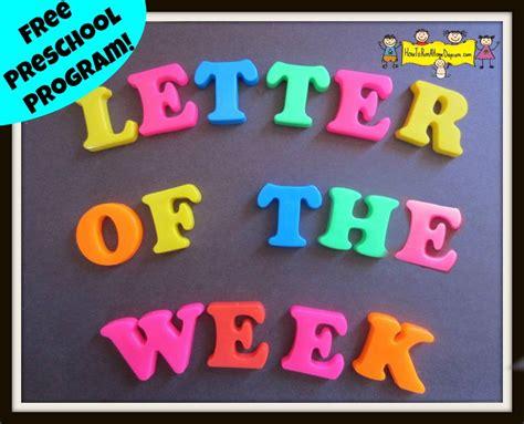 preschool letter of the week program free 371   FREE Letter of the week.jpg