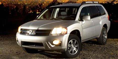 mitsubishi endeavor review ratings specs prices