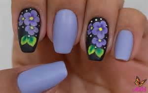 HD wallpapers unhas decoradas com flor