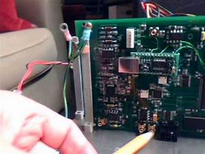 Replacing The Ctrl Pcb On The Acorn Area