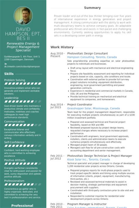 design consultant resume sles visualcv resume sles
