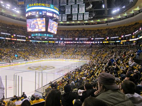 Ice Ice Baby! Bruins Beat Toronto At Td Garden  The Quad