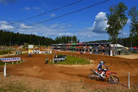 Motocross track Zelta Zirgs - Kegums, Ogres Rajons, Latvia ...