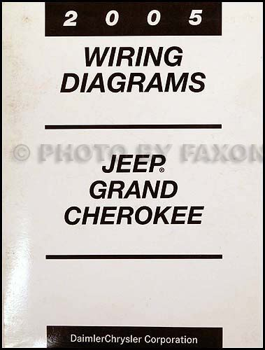 1991 jeep grand laredo 2005 jeep grand wiring diagram manual original