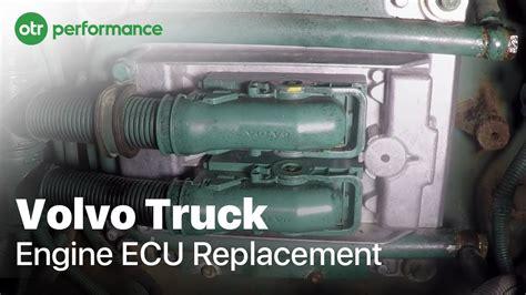 volvo truck engine ecu replacement  otr performance
