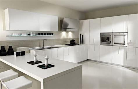 italian kitchens cabinets en trend beyaz mutfak modelleri decobaz 2014
