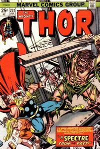whats in a cover letter gcd issue thor 231 regular edition 29775