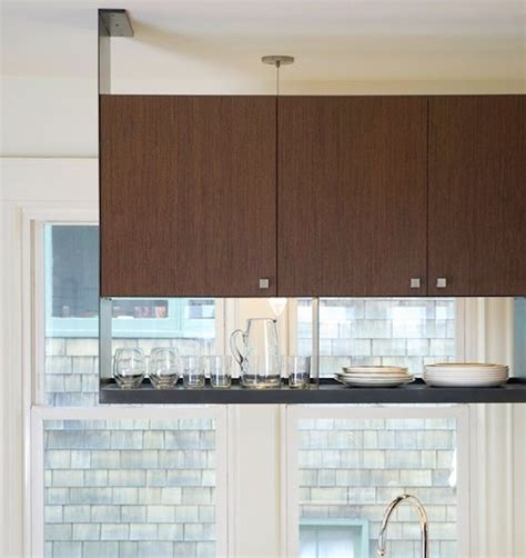 hanging kitchen cabinets images  pinterest